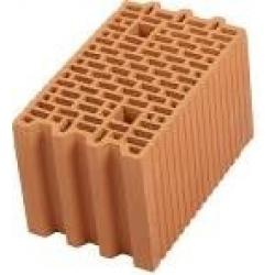 Поризованный керамический блок PORIKAM 10.7